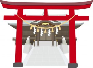 神社の【鳥居】は神域への入り口
