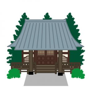 お寺での作法!