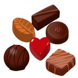 チョコレートにもカフェインが含まれる!