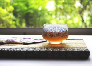 夏の飲み物といえば麦茶!