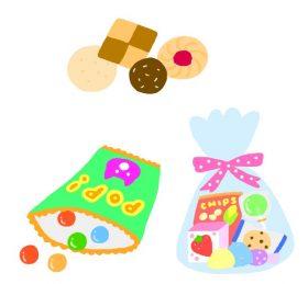 多くの食品に人工甘味料が使われている