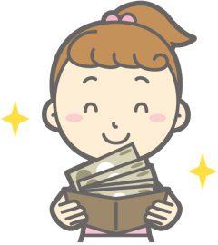 江戸時代の風習が子供のお小遣いになったのは、昭和初期ごろ