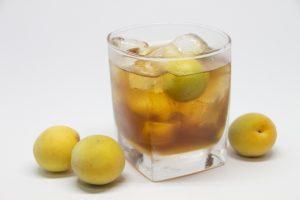 梅酒は意外にアルコール度数が高い!